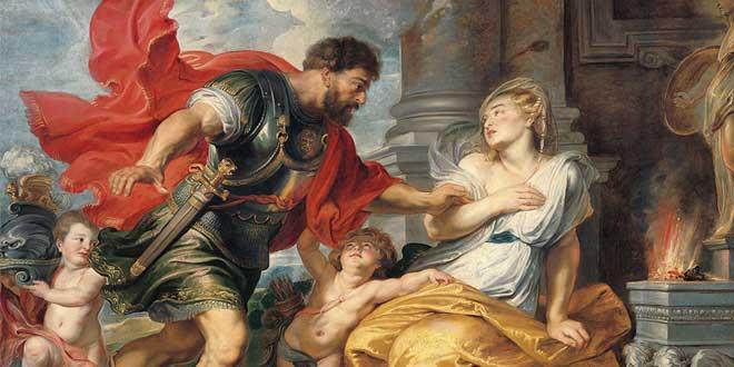Ares y Rea