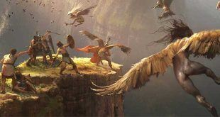 argonautas las harpias