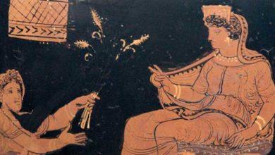 Imagen de Deméter o Ceres