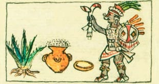 Los toltecas y el pulque
