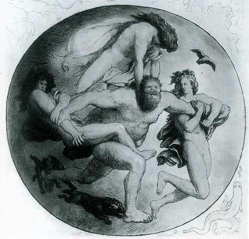 muerte de Ymir