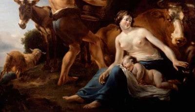 Rea y Zeus