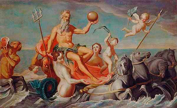 Regreso de Neptuno o Poseidón